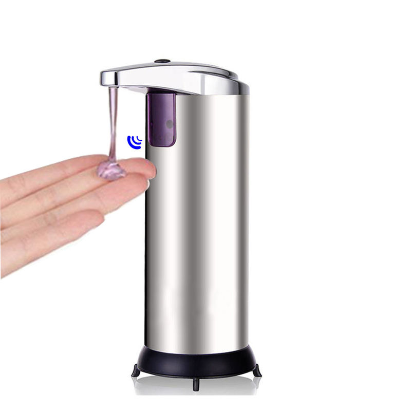 Durable  Smart Bathroom Soap Holder / Automatic Hand Wash Dispenser