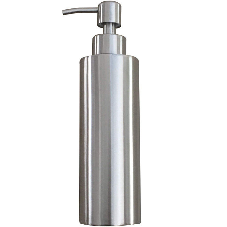 Liquid Soap Dispenser Holder Shampoo Shower Gel Soap Container Bottle